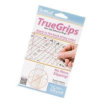 Crafters Workshop TrueCut Non Slip Adhesive Rings , 15 Large