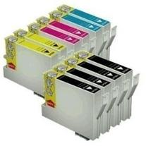 TS 10-PK 691-694 Remanufactured compatible ink cartridges