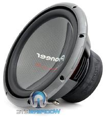 """Pioneer Champion Series PRO TS-W3003D4 12"""" subwoofer with"""