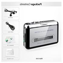 TaoTronics TT-CM001 USB Tape Cassette to MP3 Converter