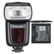 Neewer TT850  Li-ion Battery Flash Speedlite for Canon,
