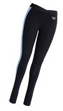 TuffRider Ladies Ventilated Schooling Tights