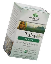 Organic India Tulsi, Original, 18-Count  Boxes