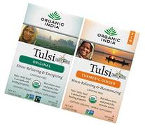 Organic India Tulsi Organic Non-GMO Caffeine-Free Tea 2
