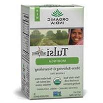 Tulsi Tea Moringa, 18 BAG by Organic India