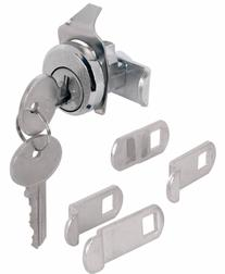 Prime Line Products 5-Pin Tumbler Lock  S4533