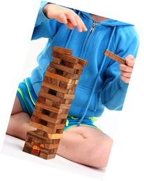 The Tumbling Tower Game