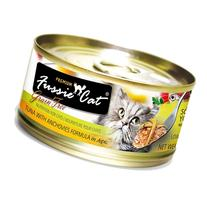 Fussie Cat Tuna & Anchovy Case 24 2.8oz Can