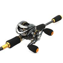 Piscifun Tuned Magnetic Brake System Low Profile Baitcaster