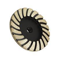 Turbo Diamond Grinding Wheel for Stone Grinding. Coarse Grit
