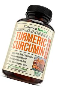 Turmeric Curcumin with Bioperine Joint Pain Relief - Anti-