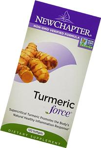 New Chapter Turmeric Force, 240 Softgels