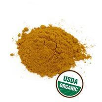 Organic Turmeric Root Powder, 3.5 Ounce Pouch Curcumin
