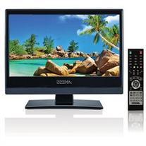 Axess TV1703-13 13.3 High-Definition 720 LED TV AC/DC HDMI
