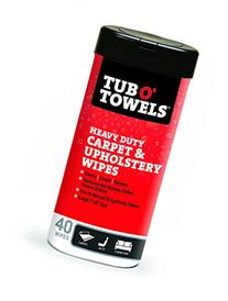 Tub O' Towels Carpet and Upholstery Spot Remover Cleaning