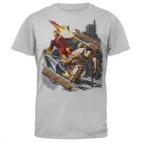 Iron Man - Twilight Drone T-Shirt