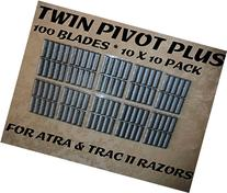 Personna Twin Pivot Plus - 100 Blades