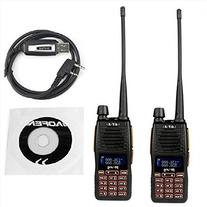 Baofeng Pofung GT-5 Transceiver, Dual Band VHF/UHF 136-174/