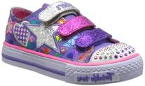 TWINKLE TOES Classy Sassy Light-Up Sneaker