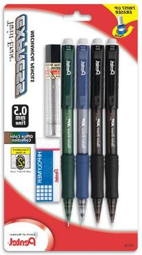 Pentel Twist-Erase EXPRESS Mechanical Pencil, 0.5mm,