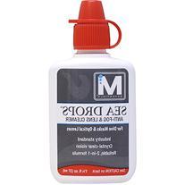 Two  Bottles of Scuba Snorkel MASK Sea Drops. Mask Cleaner