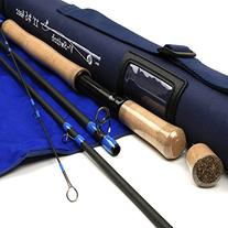 Maxcatch Two-handed Switch Fly Rod Carbon 4-piece Switch Rod