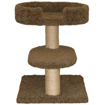"Family Cat 23"" Two Tier Cat Tree"