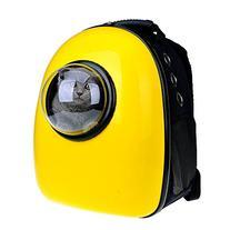 U-pet Innovative Patent Bubble Pet Carriers, Yellow