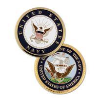 U.S. Navy Commemorative Challenge Coin