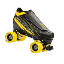 Roller Derby Men's Sting 5500 Quad Roller Skate, Black/
