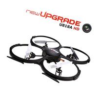UDI U818A HD 2.4GHz 4CH 6 Axis Gyro Headless Mode RC