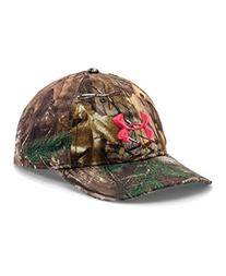 Under Armour Women's UA Camo Hat One Size Fits All Realtree