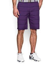 Under Armour Men's UA Matchplay Printed Shorts 30 GALAXY