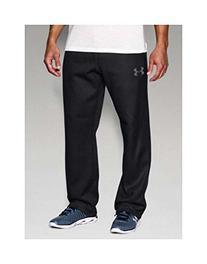Under Armour Men's Rival Fleece Pants, Black/Graphite,