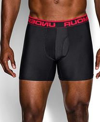 "Under Armour Men's Original Series 6"" Boxerjock, Black ,"