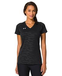 Under Armour Womens UA Tech Short Sleeve V-Neck