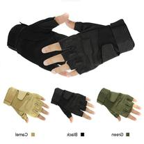 Outdoor Sports Military Half-finger Fingerless Tactical