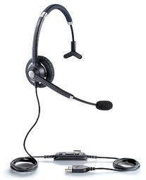 Jabra UC VOICE 750 Mono  Corded Headset for Softphone
