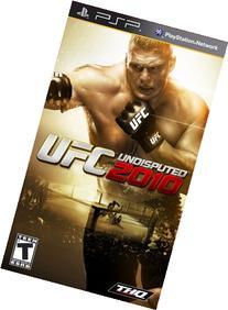 UFC Undisputed 2010 - Sony PSP