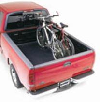 Top Line UG2500-2 Uni-Grip Truck Bed Bike Rack for 2 Bike