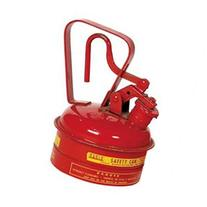EAGLE UI-2-S Type I Safety Can, 1/4 gal, Red, 8In H