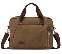 UK Style Mens Business Messenger Bags Briefcase Shoulder