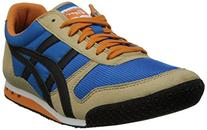Onitsuka Tiger Ultimate 81 Fashion Sneaker,Mid Blue/Black,13