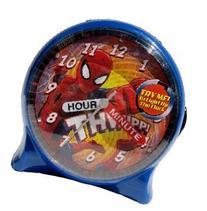 Ultimate Spiderman movie kids Light-up character alarm clock