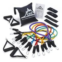 Black Mountain Products Ultimate Resistance Band Set with