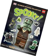 Ultimate Sticker Collection: LEGO Spooky