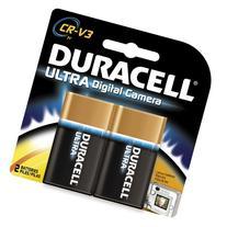 Duracell Ultra Digital Camera Battery Cr-V3 Batteries 2
