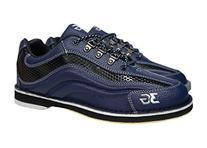 900 Global Sport Ultra Bowling Shoes, Blue/Black, Men's 8.0