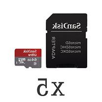 SanDisk 64GB Ultra Class 10 Micro SDXC up to 48MB/s with