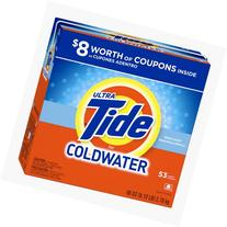 Tide Ultra Coldwater Fresh Scent Powder Laundry Detergent 53